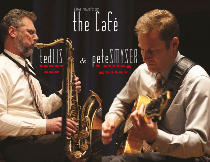 Cafe - Pete & Ted (new poster 3) copy